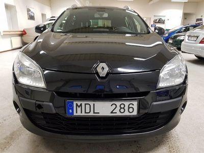 begagnad Renault Mégane GrandTour 1.5 dCi 90hk