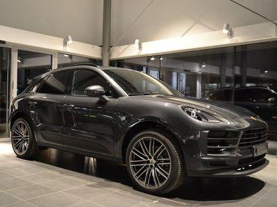 begagnad Porsche Macan PDK Euro 6 245hk
