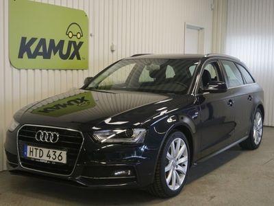 brugt Audi A4 2,0TDI Sports ED Navi S&V-Hjul (150hk)