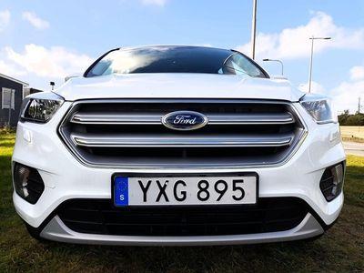 begagnad Ford Kuga 2.0 TDCi4x4Powershift Eu6 AUTOMAT