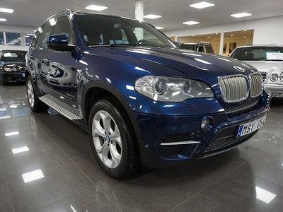 begagnad BMW X5 40d, xDrive 7-sits Automat 2012, SUV 219 900 kr