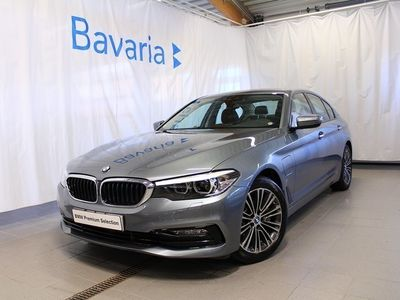brugt BMW 530 e Sportline