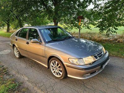 begagnad Saab 9-3 2.0 T SE 150hk Ny Besik Drag