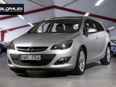 begagnad Opel Astra Sports Tourer -13