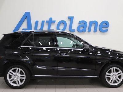 begagnad Mercedes 350 ML Benz4MATIC 7G,Eu,Dvdskärmar 2012, SUV 239 900 kr