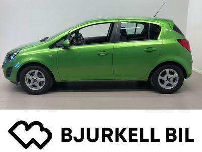 gebraucht Opel Corsa 5-dörrar 1.2 85hk Fint skick, 1 ägare!