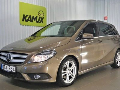 begagnad Mercedes B200 B CDI BlueEFFICIENCY 7G-DCT, 136hk, 2012