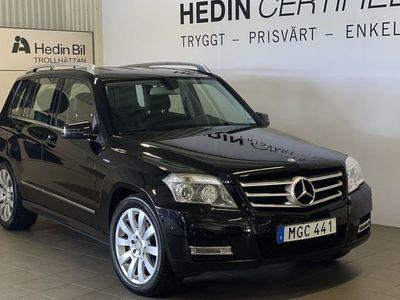 begagnad Mercedes GLK250 CDI 4MATIC | BlueEFFICIENCY |