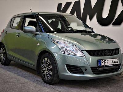 begagnad Suzuki Swift 1.2 | 5-Dörrar | M-Värmare | S&V Hjul