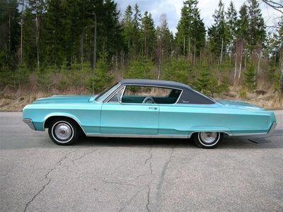 gebraucht Chrysler Newport Coupe