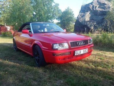 begagnad Audi 80 cab -92