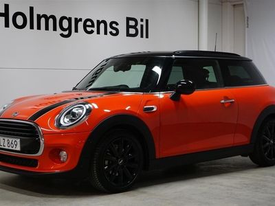 begagnad Mini Cooper 3d Aut Experience Adaptiva LED