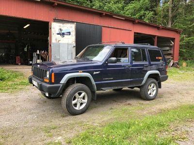 begagnad Jeep Cherokee XJ