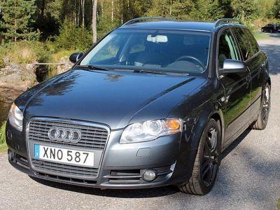 begagnad Audi A4 Avant 2.0 TFSI quattro Business Edition, Comfort 200hk