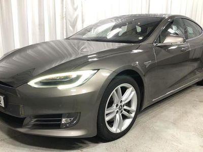 usata Tesla Model S 90D 2016, Sedan 700 000 kr - 790 000 kr