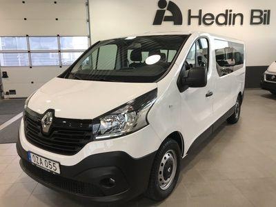 gebraucht Renault Trafic L2H1 Minibuss 1.6 dCi Euro 6 1 -16