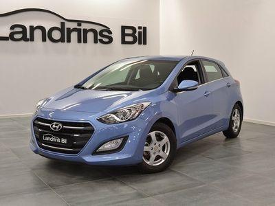 gebraucht Hyundai i30 5-dörrar 1.6 CRDi DCT 110hk