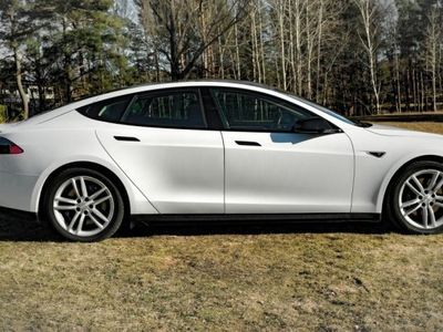 begagnad Tesla Model S 70D Autopilot Panorama Fri SUC -16