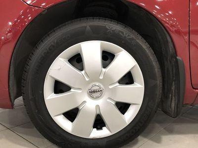 begagnad Nissan Note Man 1,4L 88HK inkl. vinterhjul