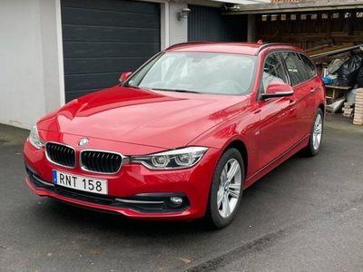 begagnad BMW 318 D XDRIVE