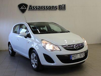 begagnad Opel Corsa 5-dörrar 1.3 CDTI ecoFLEX 4685 Mil