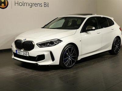 begagnad BMW M135 i xdrive 5dr -20