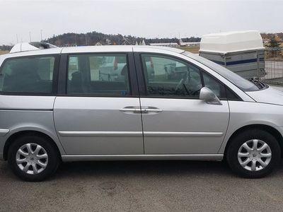 begagnad Peugeot 807 2,2 Minibuss