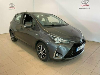 begagnad Toyota Yaris Hybrid Touch & Go Edition Comf. pack