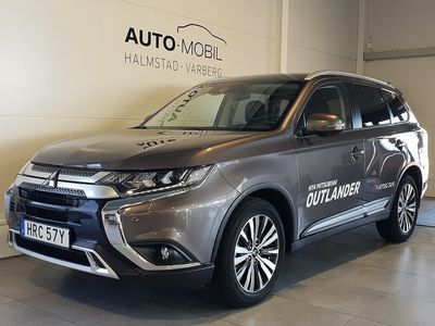 begagnad Mitsubishi Outlander 2.0 Automat, 4WD Business 7-sitsig