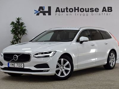 begagnad Volvo V90 D4 Advanced Edition Låg Skatt Drag VOC