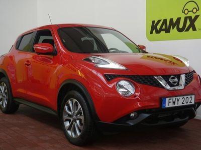 brugt Nissan Juke 1.2 DIG-T Tekna S&V Hjul