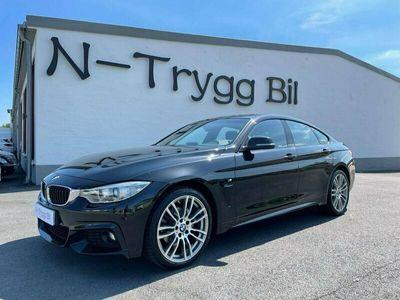 begagnad BMW 420 D XDRIVE