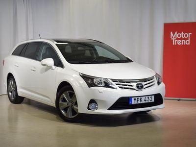 begagnad Toyota Avensis Kombi 2.0 Aut/Skyview Navi
