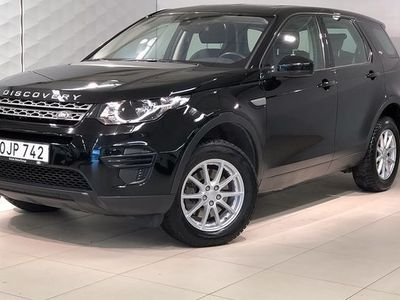 begagnad Land Rover Discovery Sport SUV d
