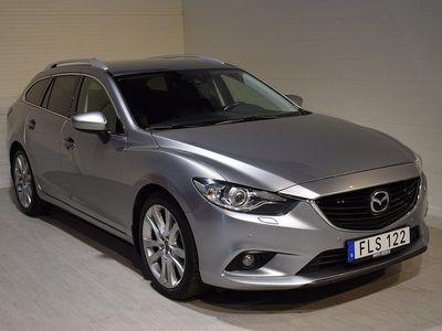 gebraucht Mazda 6 Optimum 2.2 DE (Dieselvärmare)