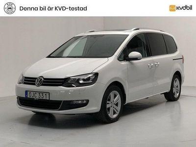 begagnad VW Sharan 2.0 TDI (150hk)