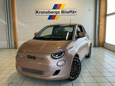 begagnad Fiat 500e La Prima 3+1 42 kWh 118hk