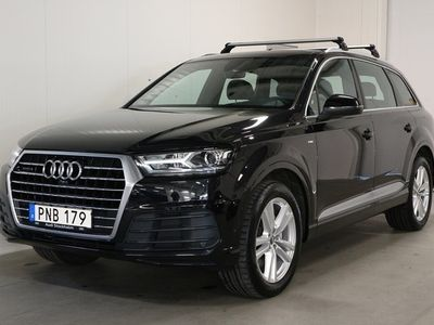 begagnad Audi Q7 3.0 TDI 272HK Tip-Tr q