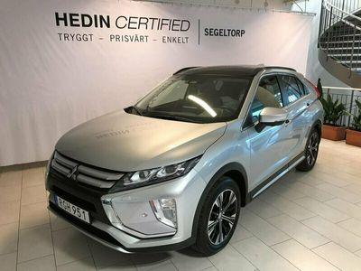 begagnad Mitsubishi Eclipse Cross 1,5T 4wd Aut Drag Soltak Nybi 2018, SUV Pris 229 000 kr