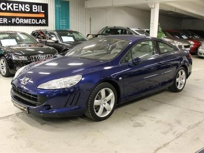 begagnad Peugeot 407 Coupe