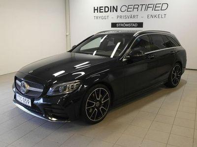 begagnad Mercedes 220 C Benz CAMG 2019, Kombi 349 900 kr