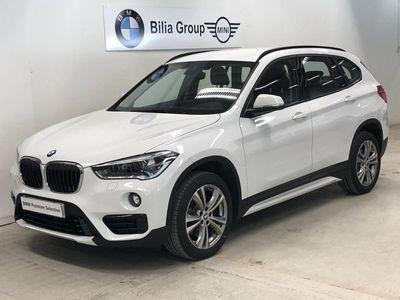 begagnad BMW X1 xDrive20d Aut Sport line | Navi | Haed