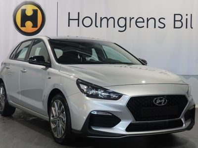 begagnad Hyundai i30 1.0 T-GDi N-line (120hk) Kamera Carplay