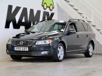 begagnad Volvo V70 D4 181hk | Momentum