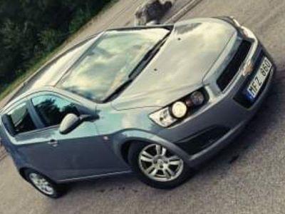 begagnad Chevrolet Aveo 1.2