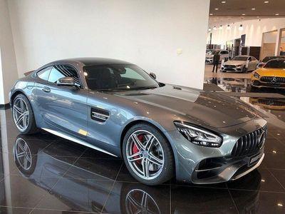 begagnad Mercedes AMG GT C COUPÈ