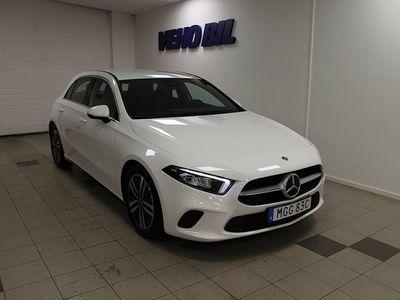 begagnad Mercedes 180 Benz A d Aut MBUX Backkamera 2019, Personbil 249 000 kr