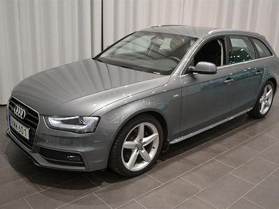 gebraucht Audi A4 AVANT 2.0 TDI 190 Q S-TRON