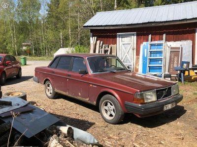 usado Volvo 240 skattebefriad -85