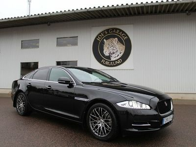 begagnad Jaguar XJ 3.0D, Portfolio, sv såld, fin